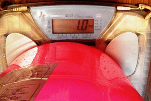 容器重量:1.0kg